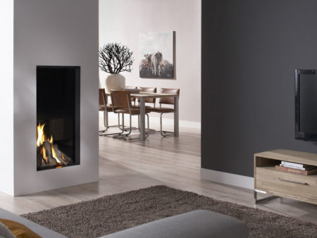 DRU Excellence 50XT Eco Wave Gas Fire