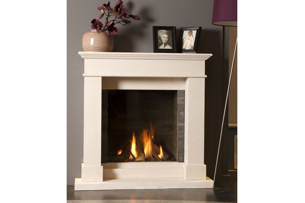 Dru Excellence 60 Eco Wave Gas Fire Zigis Fireplaces