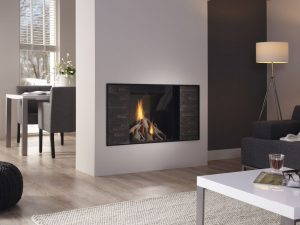 DRU Excellence 60 Eco Wave Gas Fire