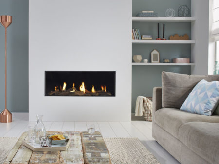 DRU Global 100 BF Gas Fire