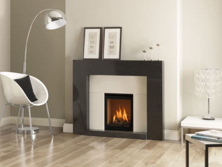 DRU Global 40 CF Gas Fire