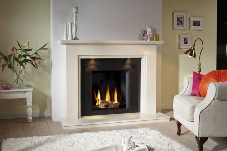 DRU Global 55XT CF Gas Fire