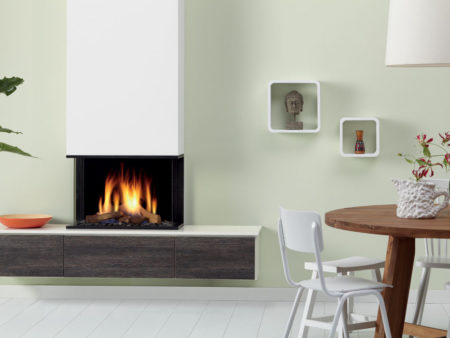 DRU Global 60 Triple BF Gas Fire