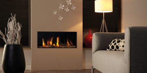 DRU Metro 80XT Eco Wave Gas Fire