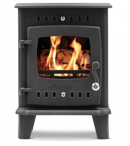 Hanbury 4 Wood Burning 4kw Stove