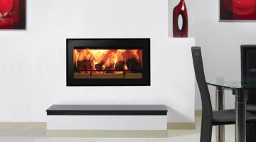 Stovax Studio 1 inset wood burning fire