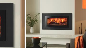 Stovax Studio 2 Steel XS inset woodburning fire