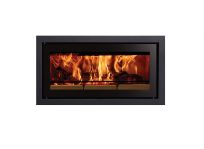 Stovax Studio Profil wood burning fire
