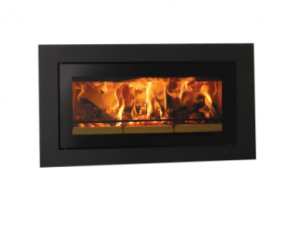 Stovax Studio Steel XS wood burning fire