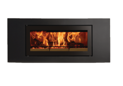Stovax Studio Verve wood burning fire