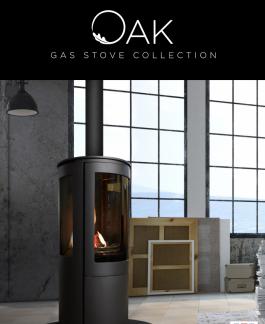 Oak Gas Stoves