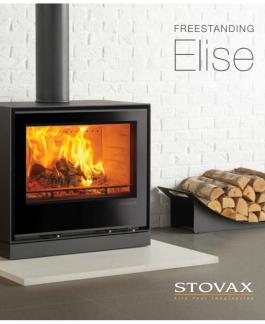 Stovax Freestanding Elise