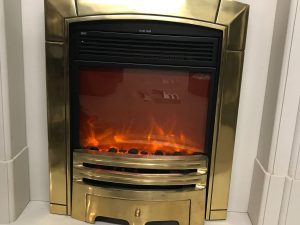 Celsi Caress Electric Fire (Chelmsford Showroom) Was £549 Now £250