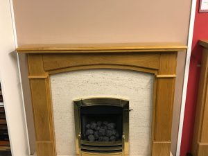 Oak Surround (Chelmsford Showroom) Was £699 Now £250