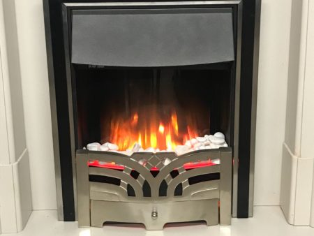 Trent Electric Fire (Chelmsford Showroom) Was £399 Now £200