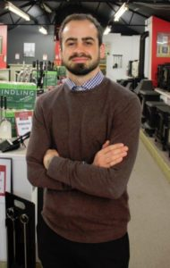 David Riley (Sales Adviser and Surveyor)