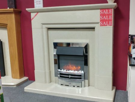 Capital Fireplaces Acombe 48-inch Surround (fire not included) (Colchester) - Was £1075.70 NOW 537.85