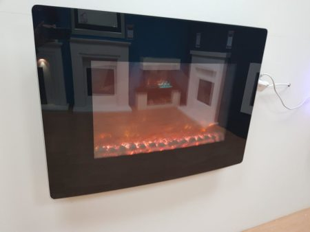 Celsi Electriflame XD Landscape Wall-Mounted Electric Fire (Halstead) - Was £399 NOW £200