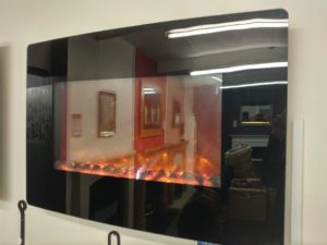 Celsi XD Wall-Mounted Electric Fire (Chelmsford) - Only £200