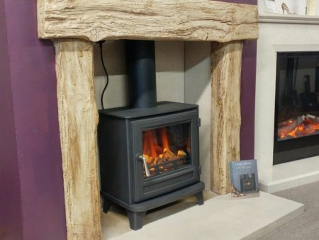 Newmans Cast Surround and Chamber (Chelmsford) - Was £1300 NOW £500 - CHELMSFORD