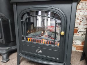 Dimplex Club LED Electric Stove (Halstead) - Was £257 NOW £150