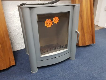 Firebelly FB1 Woodburning Stove with Multi-Fuel Kit (Halstead) - Was £1350 NOW £500