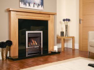 Flavel Expression Plus Slide Control Natural Gas Fire (Chelmsford) - Was £669.99 NOW £468.99