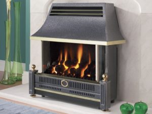 Flavel Renoir Electronic Side Control Natural Gas Fire (Chelmsford) - Was £619.99 NOW £433.99