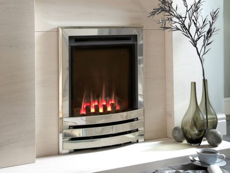 Flavel Windsor HE Manual Control with Coal Effect Natural Gas Fire (Chelmsford) - Was £429.99 NOW £300.99