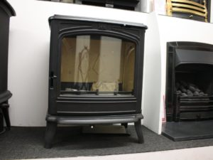 Franco Belge Savoy 8kW Multi-Fuel Stove (Norwich) - Was £1099 NOW £899