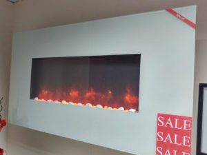 Gazco Radiance 80W Wall-Mounted Electric Fire (Colchester) - Was £895 NOW 626.50