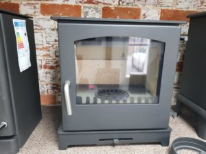 Jydepejsen Country 575 Steel Woodburning Stove (Halstead) - Was £1075 NOW £860
