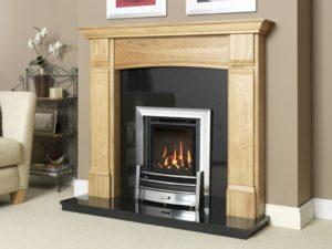 Kinder Kalahari HE Coal Effect Natural Gas Fire (Chelmsford) - Was £649 NOW£519.20