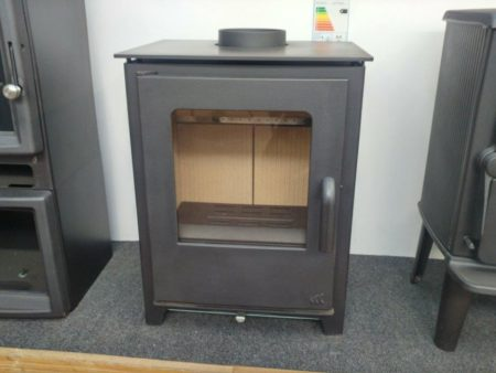Mendip Loxton 8 Multi-Fuel Stove Black (Ipswich) - Was £885 NOW £600