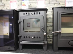 Worcester-Bosch Greenstyle Hanbury 5 5kW Multi-Fuel Stove (Norwich) - Was £799 NOW £499