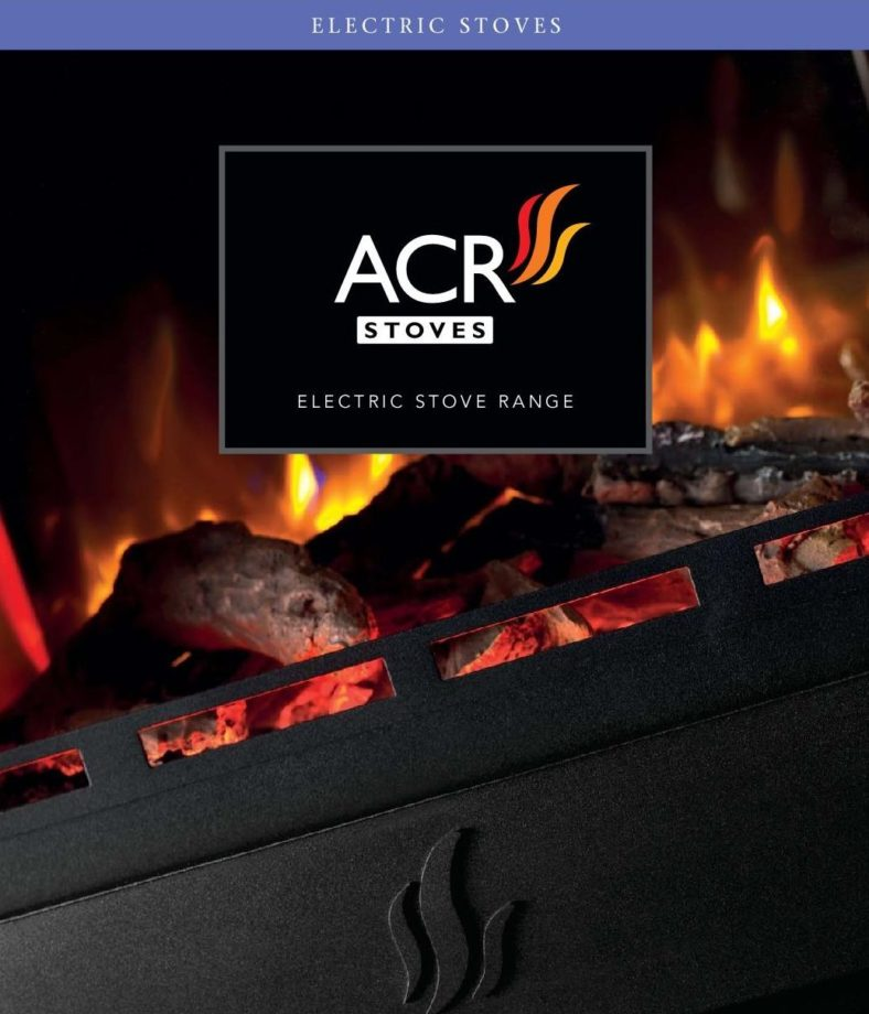 ACR Electric Stoves Brochure