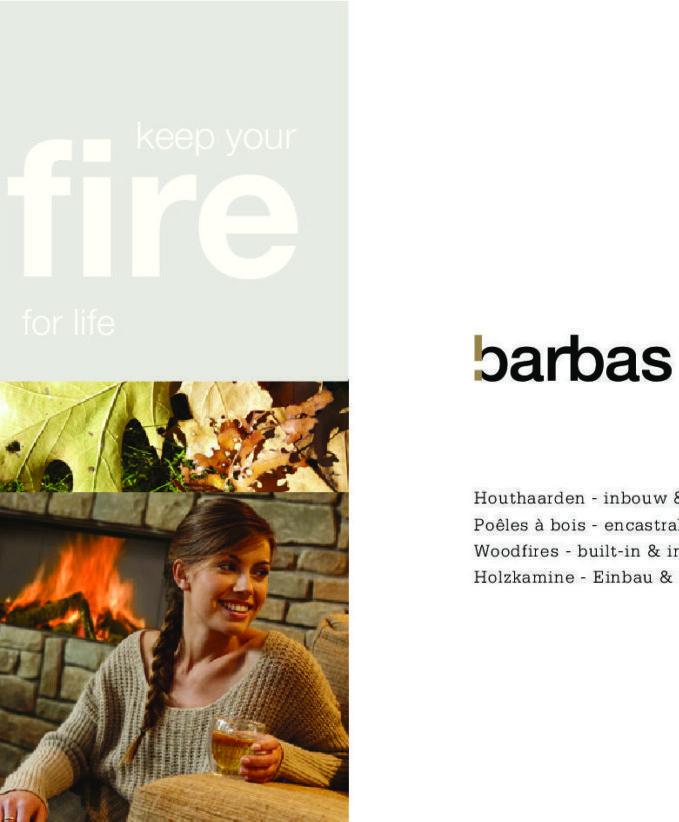 Barbas Wood Fires Brochure
