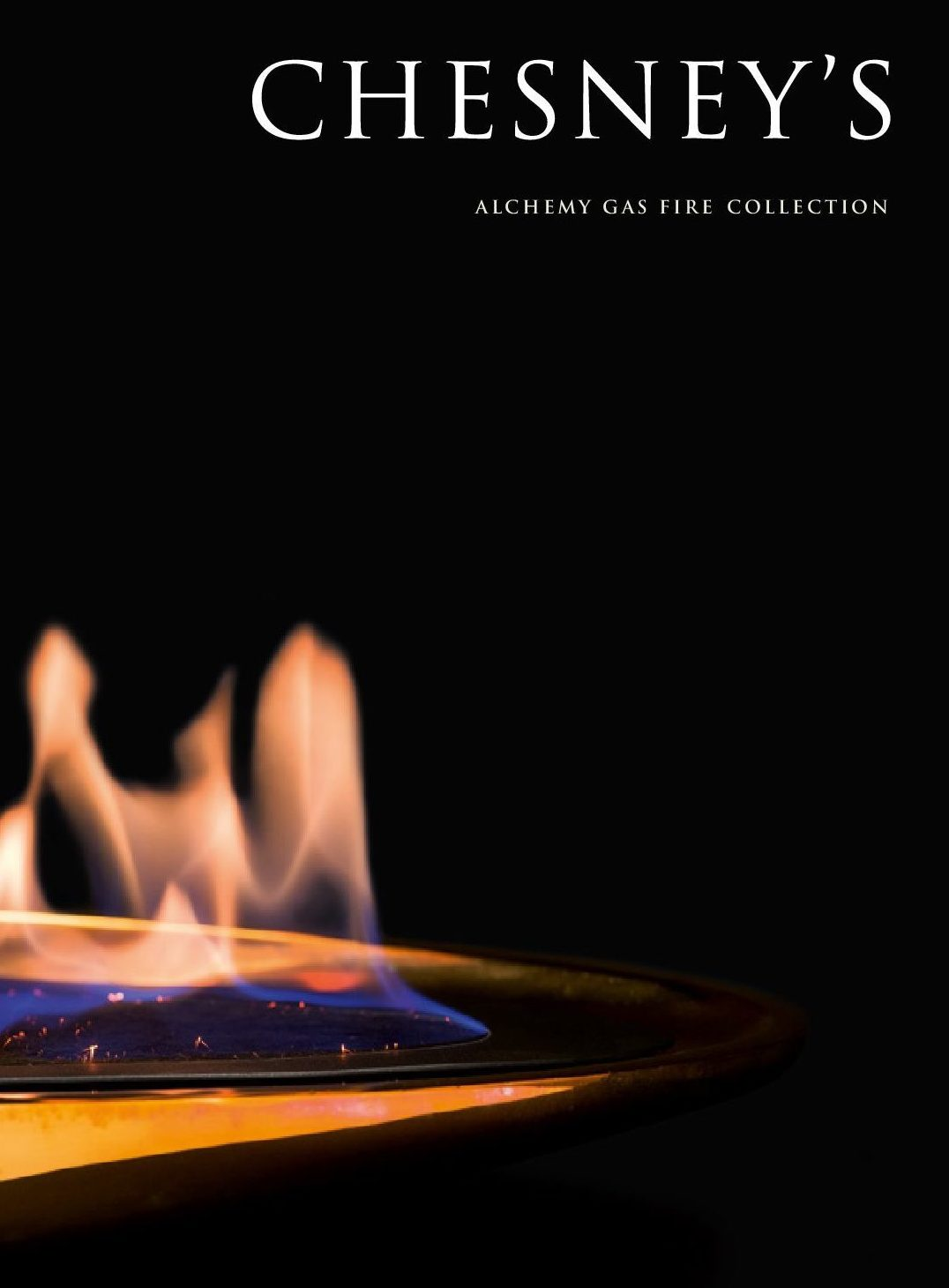 Chesney's Alchemy Collection Brochure
