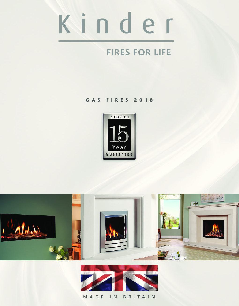 Kinder Fires Brochure