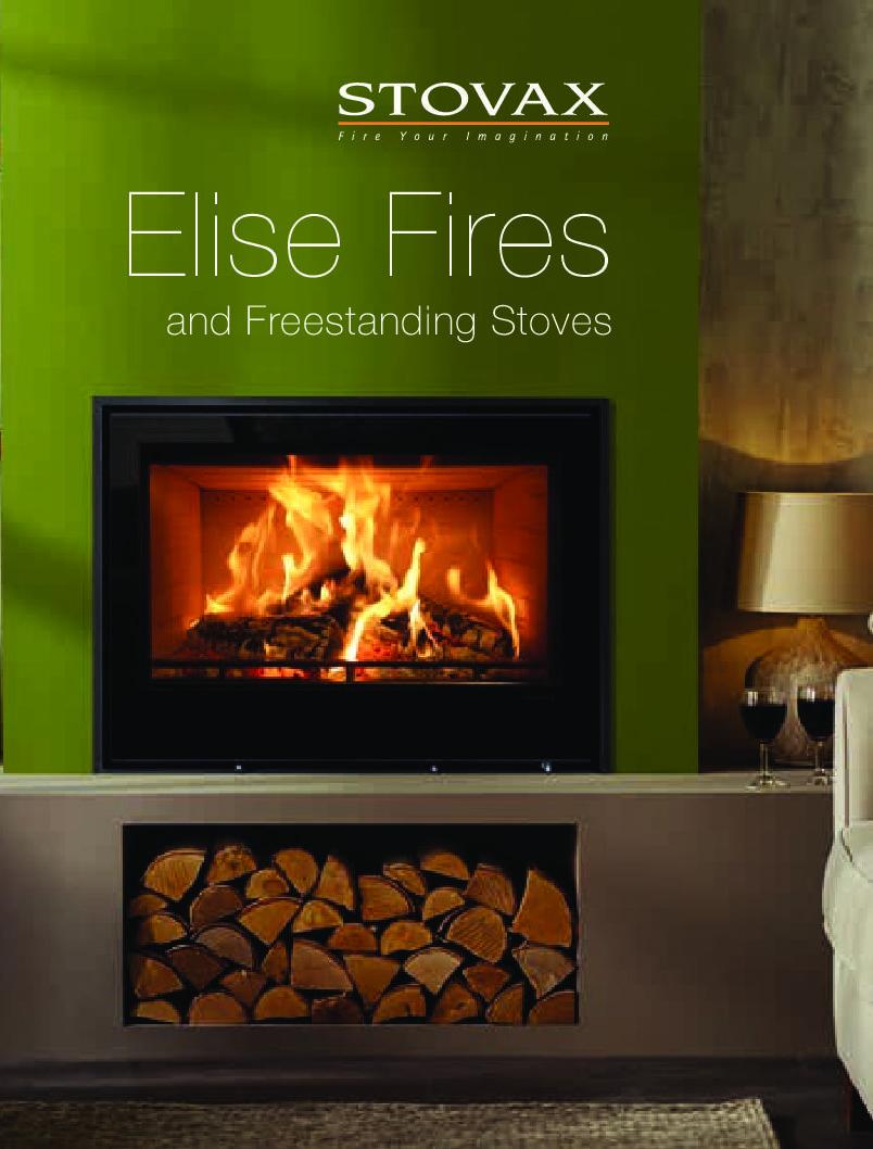 Stovax Elise Brochure