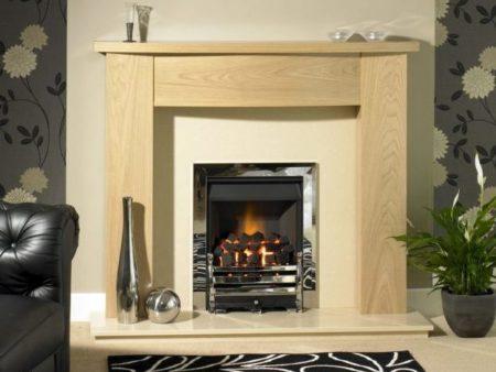 Bamford Wood Fireplace