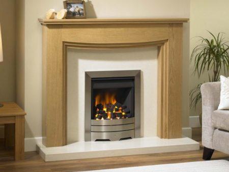 Bowden Wood Fireplace