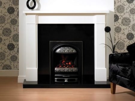 Brindisi Wood Fireplace