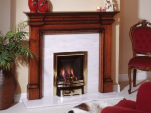Cairn Wood Fireplace