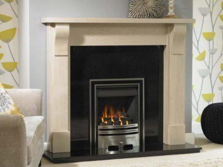 Carlisle Wood Fireplace