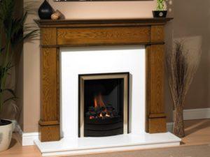 Cavendish Wood Fireplace