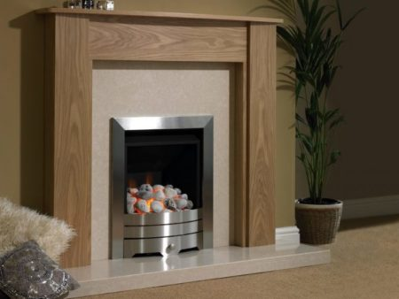 Cortina Wood Fireplace