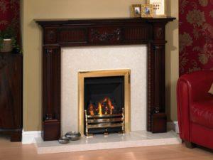 Dorchester Wood Fireplace