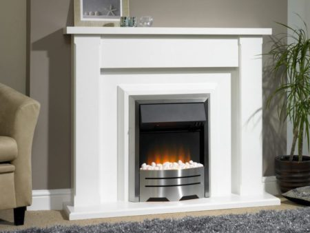 Eclatt Wood Fireplace