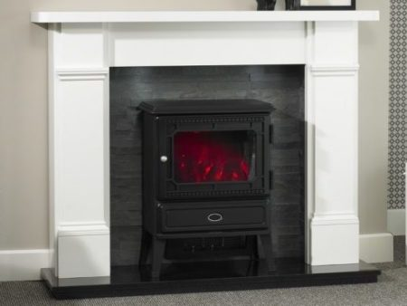 Flat Victorian Suite Fireplace